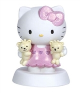 Hello Kitty With Teddy Bears