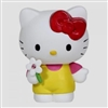 Hello Kitty With Yellow Jumper