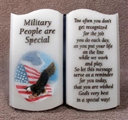 Military People Are Special