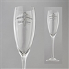 In Sig Ni A - One Of A Kind - Maid Of Honor Toasting Glass