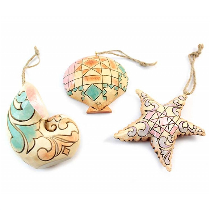 Mini Seashell Ornaments