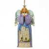 Angels Gather Here Ornament