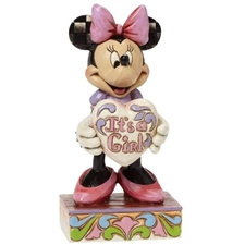 Minnie Mouse - It's A Girl