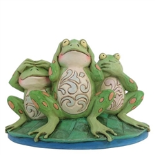See No Evil Hear No Evil Croak No Evil