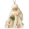 Woodland Santa - Ornament