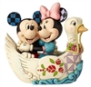 Mickey And Minnie Mouse - Lovebirds