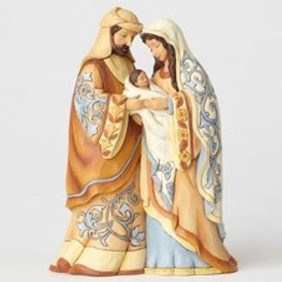Blessed Be This Holy Three - Holy Family