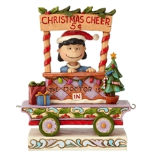 All Welcome - Lucy Christmas Train Car