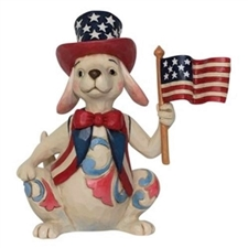 Uncle Sam's Best Friend - Pint size