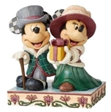 Elegant Excursion - Mickey and Minnie Victorian