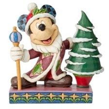 Jolly Ol' St. Mick - Mickey Father Christmas