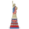 America The Beautiful - Patriotic Statue of Liberty
