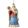 Ukraine Santa Hanging Ornament