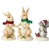 Wonderland Animals 3 PieceSet