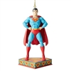 Superman Silver Age Ornament