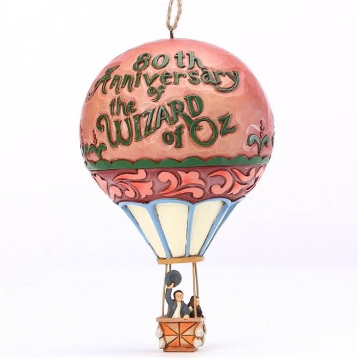 Wizard of Oz 80th Anniversary Balloon Ornament