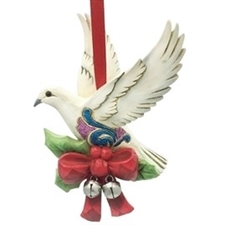Legend of the Turtle Dove Ornament