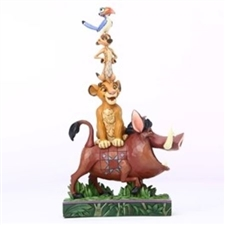 Balance of Nature - Lion King Stacked Characters