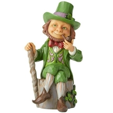 Luck Is What You Make It - Pint Sized Leprechaun