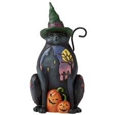 Midnight Marvel - Halloween Cat Pint Sized