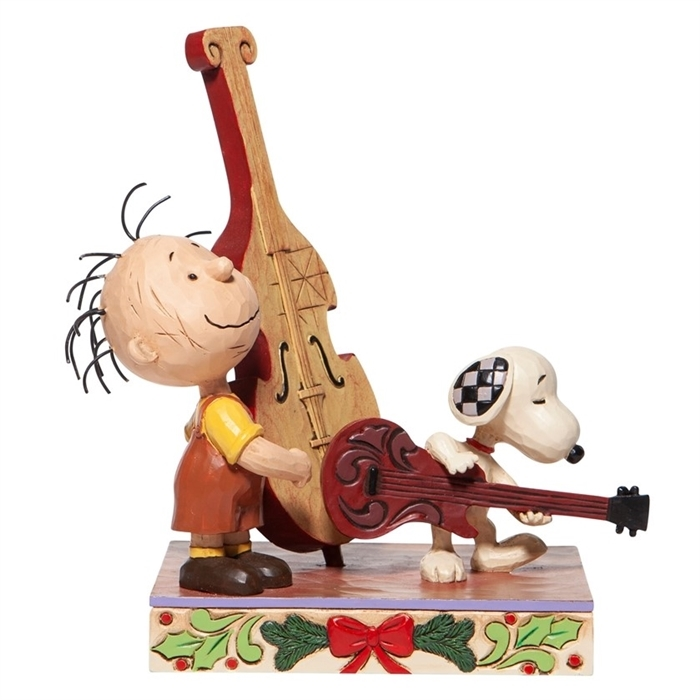 Merry Melody - Snoopy Playing Guitar