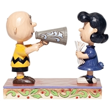 Places Everyone! - Charlie Brown and Lucy Director