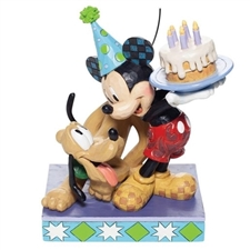Happy Birthday, Pal! - Pluto and Mickey Birthday