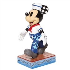 Snazzy Sailor - Mickey Sailor Personality Pose