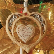 1st Christmas Together - Dated 2011 Ornament