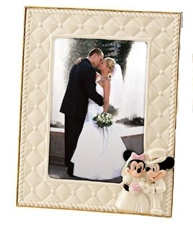 Happily Ever After - Mickie And Minnie Wedding Frame