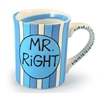 Mr. Right - Mug