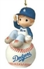 I Have A Ball With You - Boy Dodgers Ornament