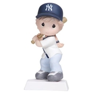 Swing For The Fences - New York Yankees - Girl