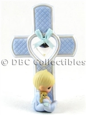 Patched With Love - Boy Locket Cross