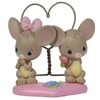 Mice - Love Ties Us Together Cake Topper