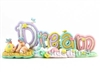 Precious Moments - Dream Word Plaque