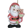 Filled With Christmas Joy - 4th Annual Santa Ornament