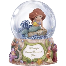 Ariel - Wonderful Things Surround You - Musical Waterglobe
