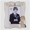 Bless You On Yor First Communion Photo Frame - Boy