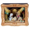 Nativity Deluxe Musical Shadow Box