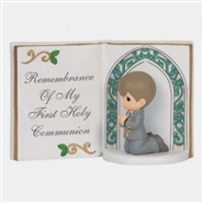 Remembrance Of My First Holy Communion - Boy