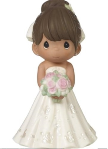Bride - Brown Hair, Medium Skin Tone