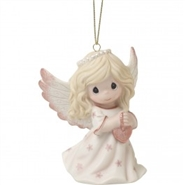 Rejoice In The Wonders Of His Love 9th Annual Angel Series Ornament