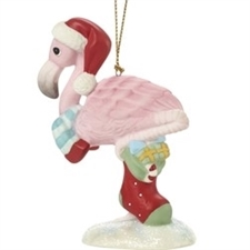 Wishing You An Out-Standing Christmas - Annual Animal Ornament