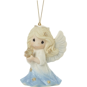 Star Of Wonder, Star Of Night - 10th Annual Angel Series Ornament