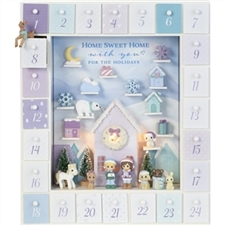 Winter Moments LED Advent Calendar