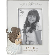 First Communion Photo Frame - Girl
