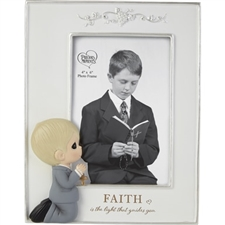 First Communion Photo Frame - Boy