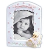 God Bless This Baby Girl Photo Frame - Blonde