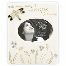 Make The Most Of Today With Hope For Tomorrow - Frame